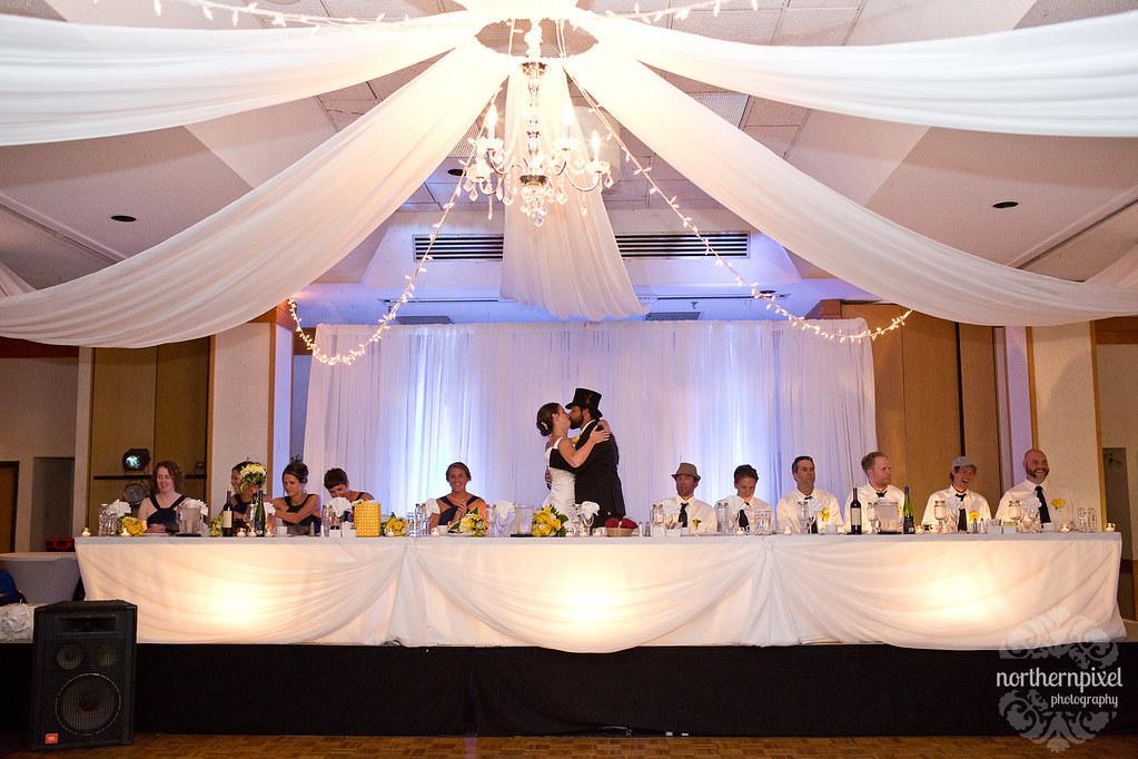 Melissa & Norm's Wedding Ramada Prince George