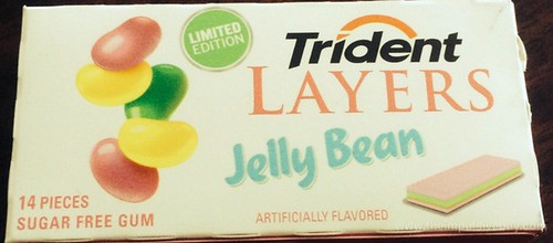 Limited Edition Jelly Bean Trident Layers