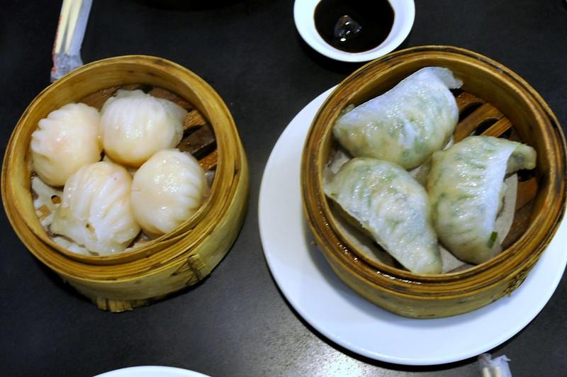 Hakaw and Kuchay Dumplings