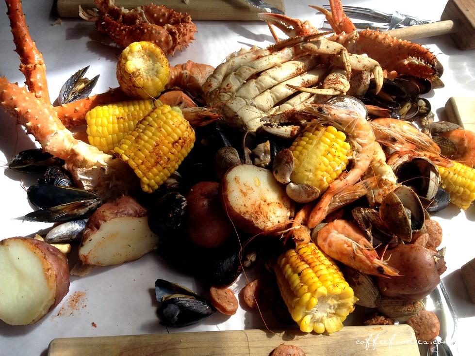 Crab Pot Bellevue