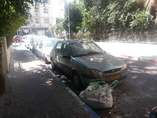 אזרח כבוד בתל-אביב
