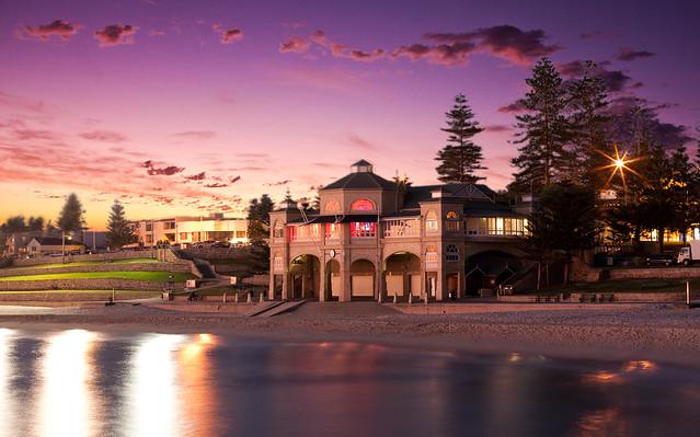 Indiana Tea House Cottesloe Beach, Western Australia