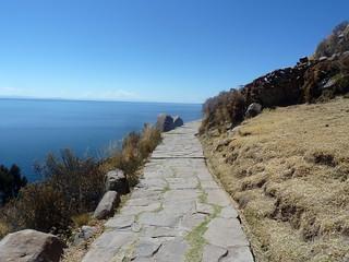 Lago Titicaca - Isla Taquile