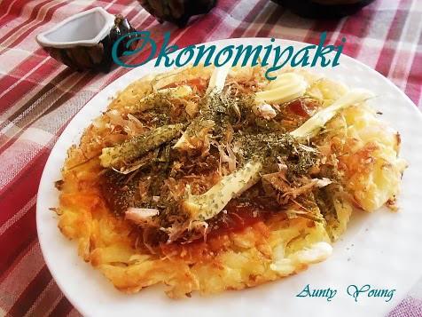 Aunty Young Okonomiyaki