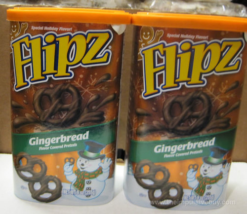 Flipz Gingerbread
