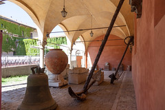 Im Palazzo Malatestiano