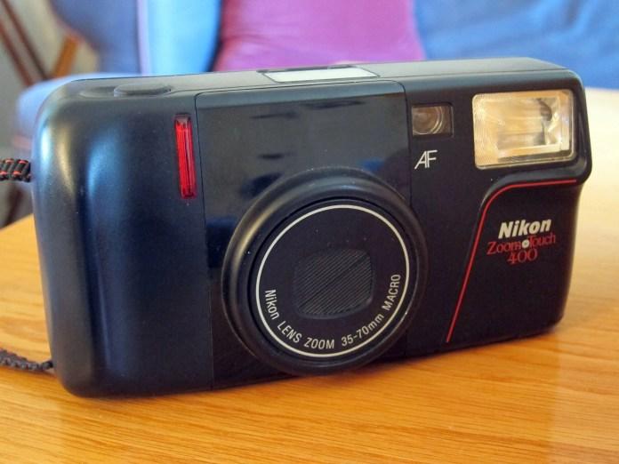 Nikon Zoom Touch 400