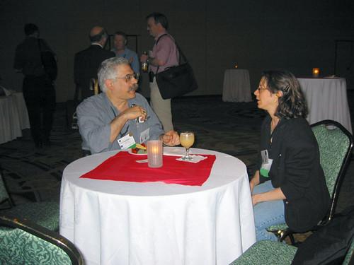 Fabien Vais and Lori Gillen