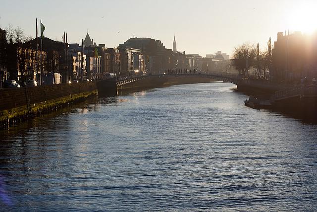 Dublin, Liffey River