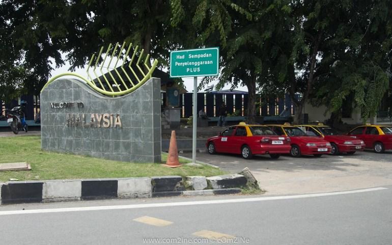 Lost in Penang