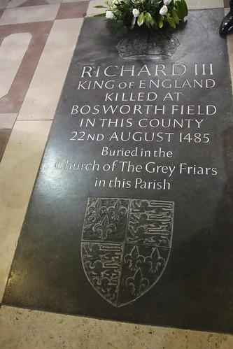 In memory of Richard III