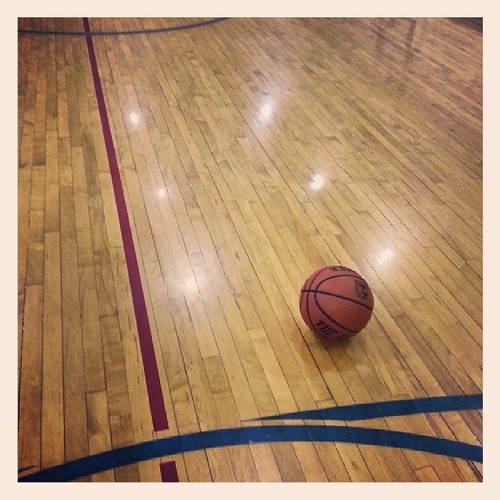 Been awhile, but it's coming back.  Sunday Morning Ball @ The JCC by The Cookie Man