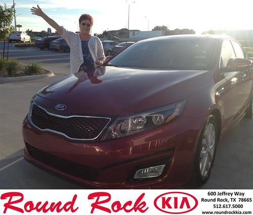 Happy Birthday to Donna Jimenez from Derek Martinez and everyone at Round Rock Kia! #BDay by RoundRockKia