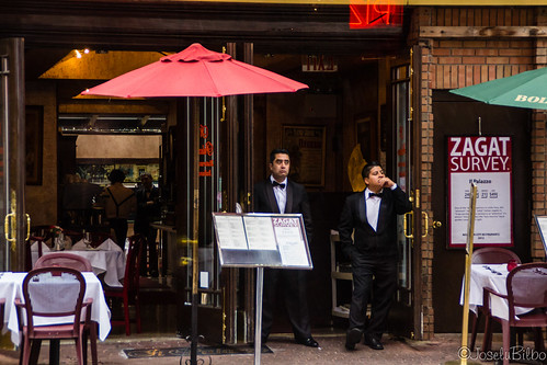 Il Palazzo Restaurant, Little Italy. NY by JoseluBilbo.