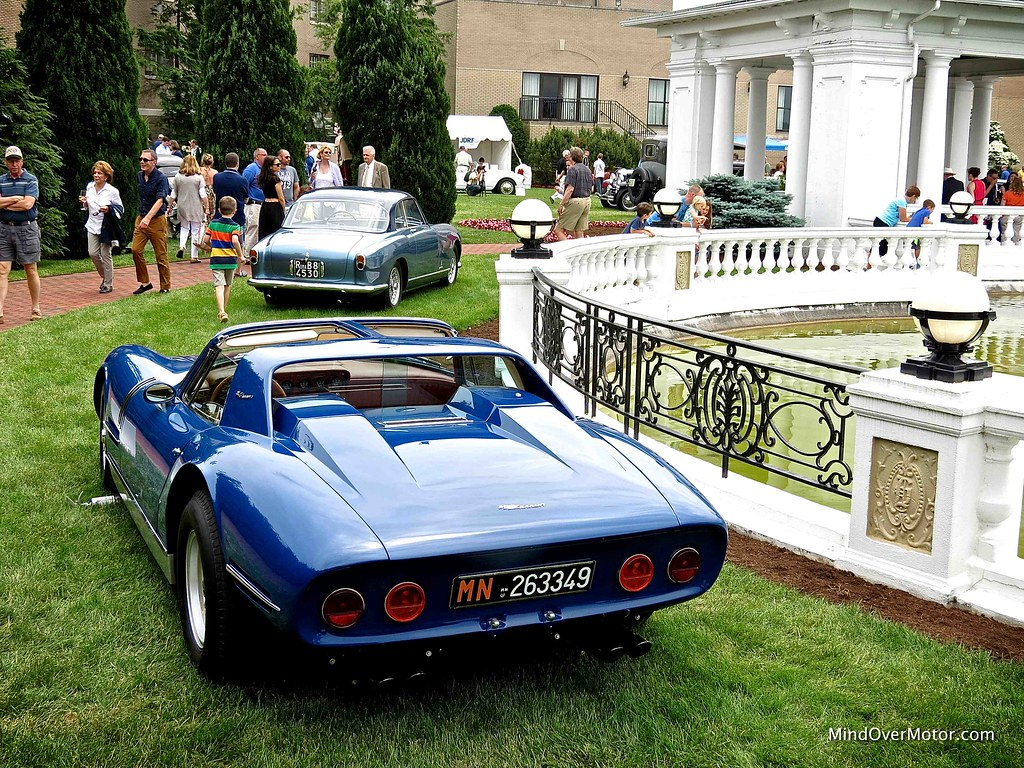 1967 Bizzarrini Spyder SI 5300 Targa
