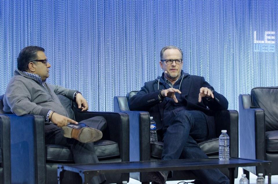 Om Malik and Tony Conrad - LeWeb Day 1 - Dan Taylor/Heisenberg Media