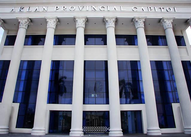 Aklan Provincial Capitol Kalibo