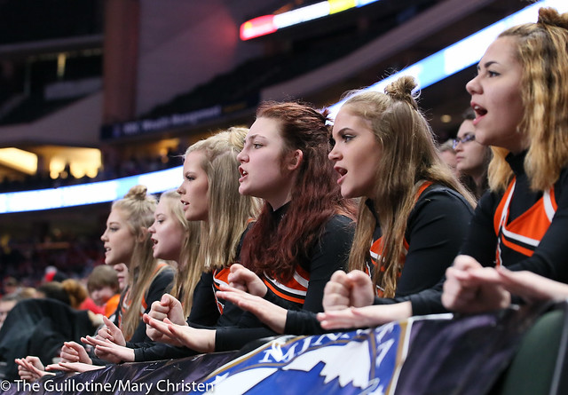Grand Rapids Cheerleaders