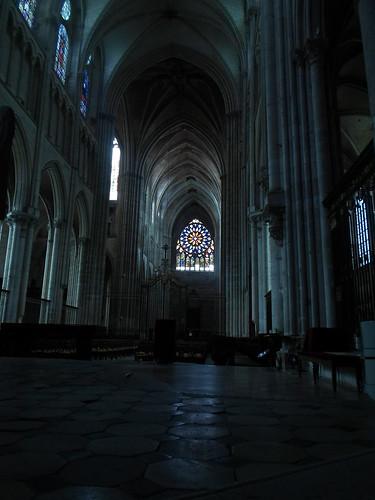 Facing West, St. Etienne de Auxerre