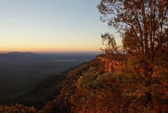 Backdown Tablelands - View