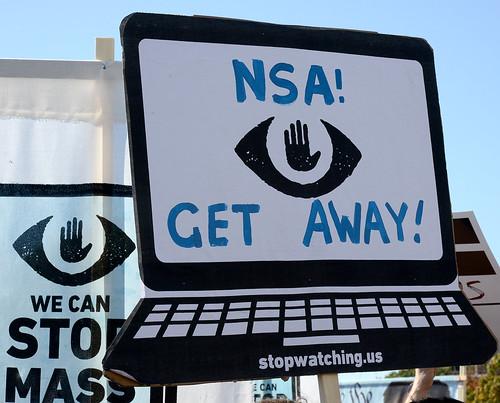 2013 DC Rally Against Mass Surveillance 14