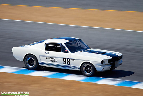 Biw Notch Back : Shelby mustangs in just about every color motoring con