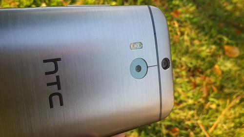 Duo camera ของ HTC One M8