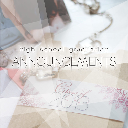 Grad Announcement