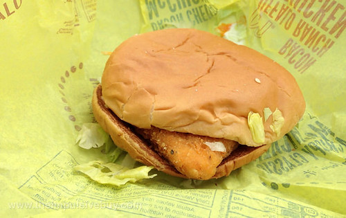 McDonald's Buffalo Ranch McChicken 2