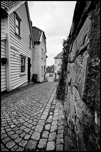 Bergen Backstreets 5 by Davidap2009