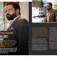 August Issue of UK Cigar Scene Out Now