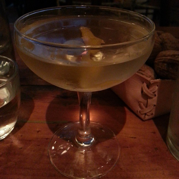 Dirty martini is killer at Buvette Gastrotheque,  rue Henri Monnier 75009 #Paris