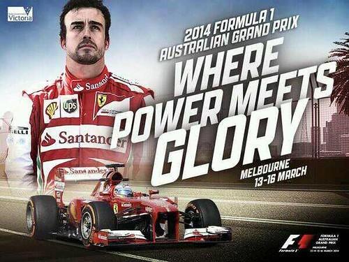 F1 2014 - Australia