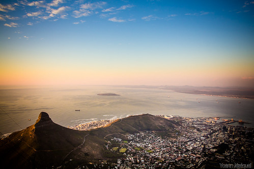 Cape Town by Zeeyolq Photography