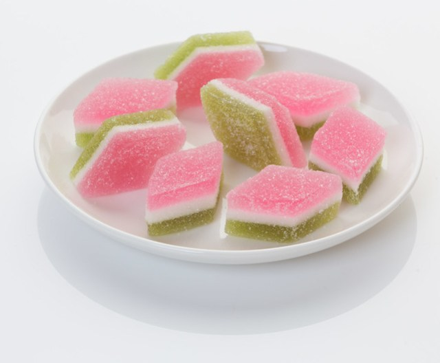 Assorted Japanese  Hinamatsuri sweets