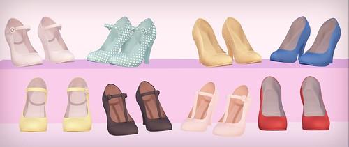 Shoes @ fri.day