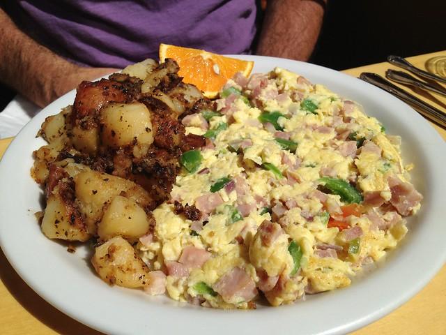 Denver scram - Judy's Cafe