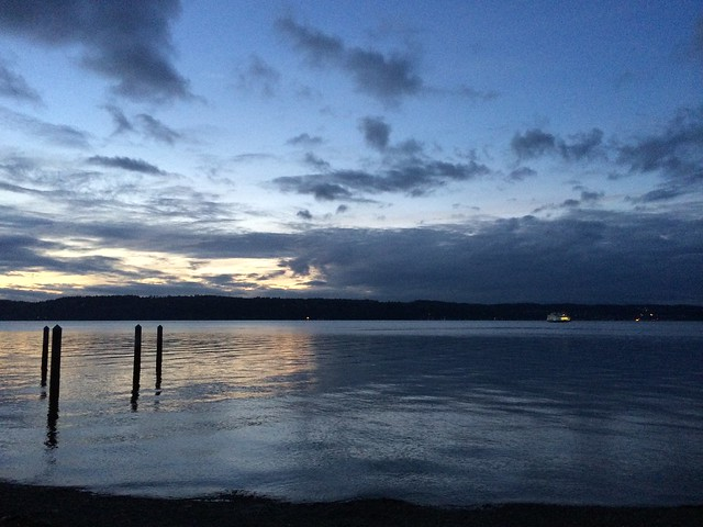 Fall day in Mukilteo