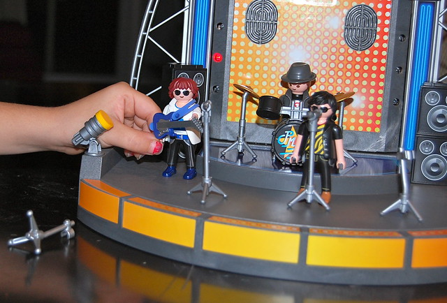 PLAYMOBIL PopStars! Stage