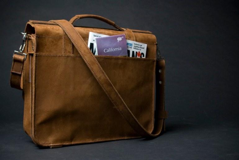 Briefcase - Rear