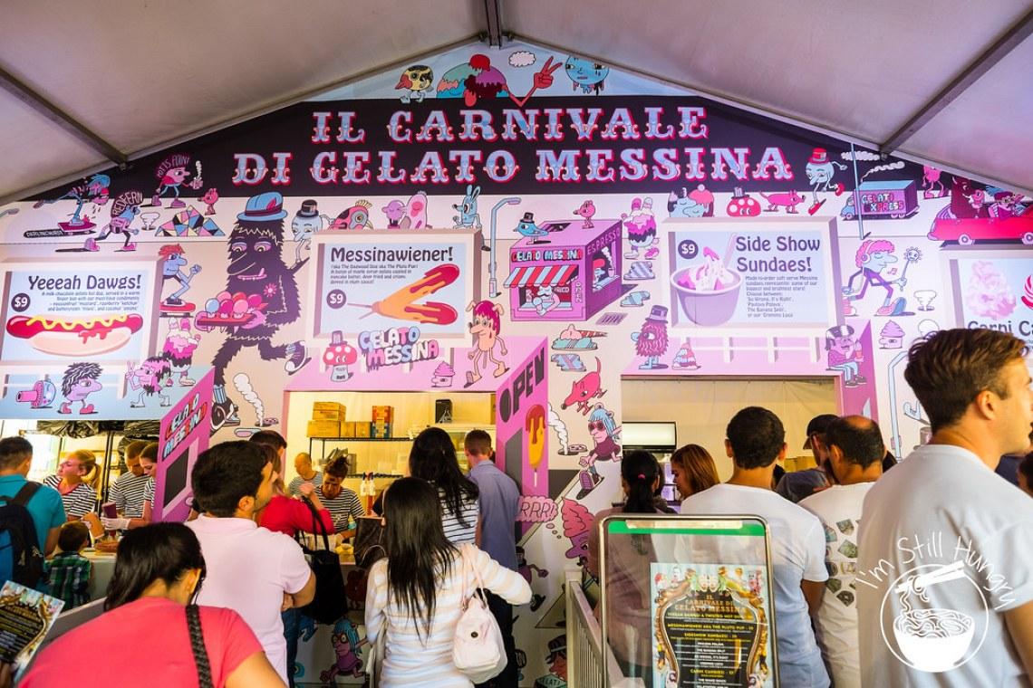 Gelato Messina Carnivale sydney festival