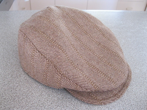 woollen Flat Cap for Dad