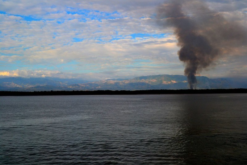 Puntarenas fire