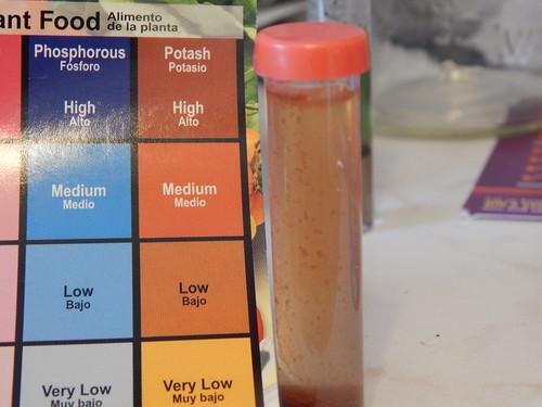 Potassium test