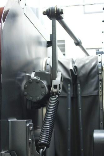 E655系 中間車連結部分