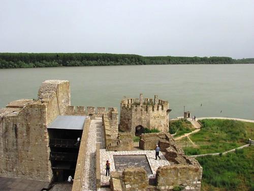 Smederevo Fortress & Danube River