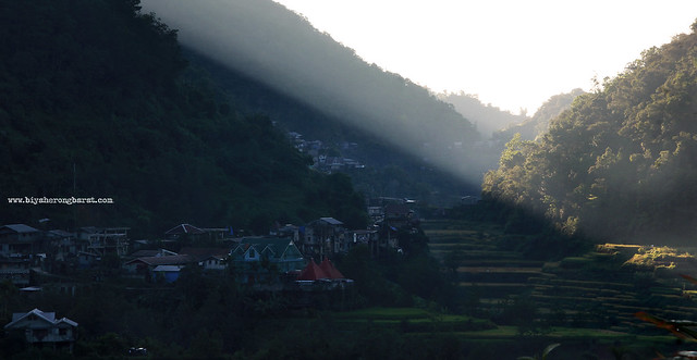 Morning in Banaue, Ifugao