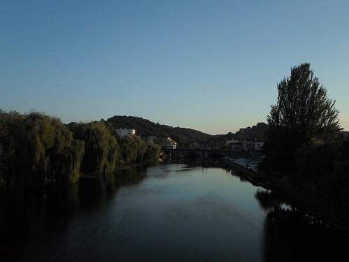 Leaving Perigueux