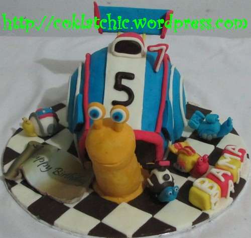 Cake Turbo Snail