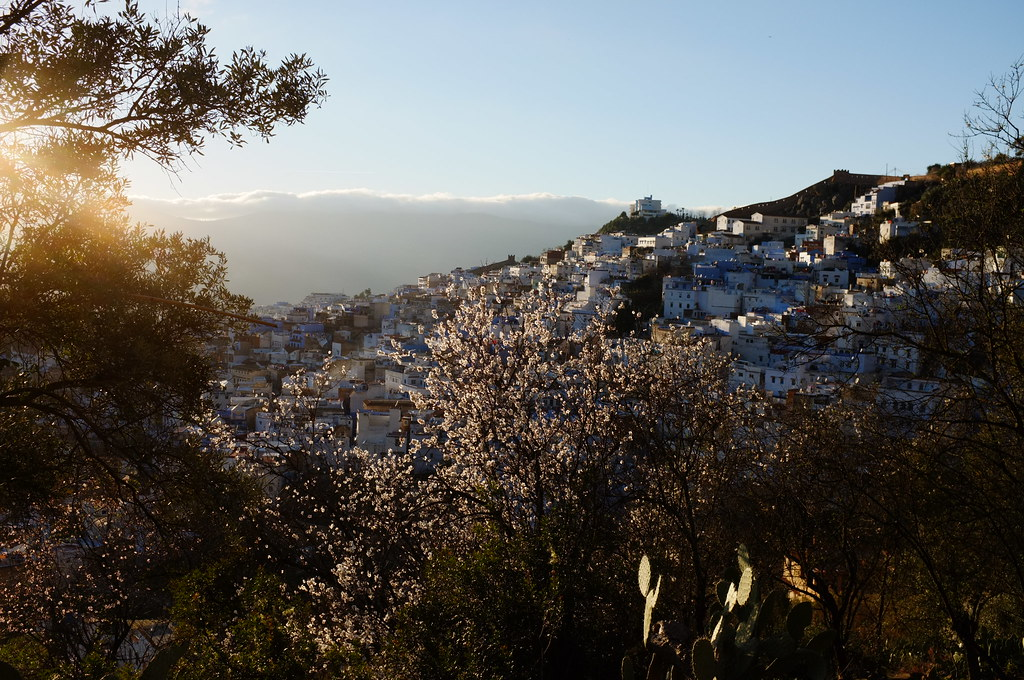 Back in Chefchaouen!